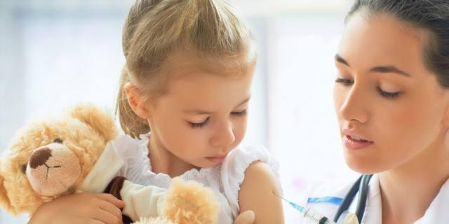 Vaccino anti-influenza: dovrebbero farlo tutti i bimbi