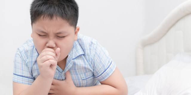 Asma nei bambini: attenzione al peso!