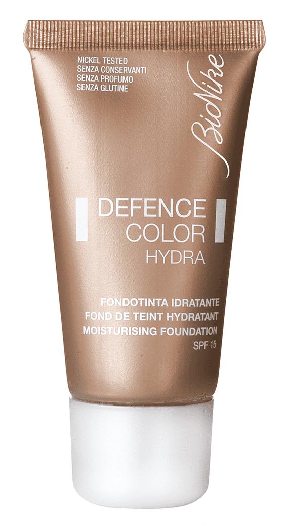 Defence Color Hydra Fondotinta idratante Spf 15, BioNike