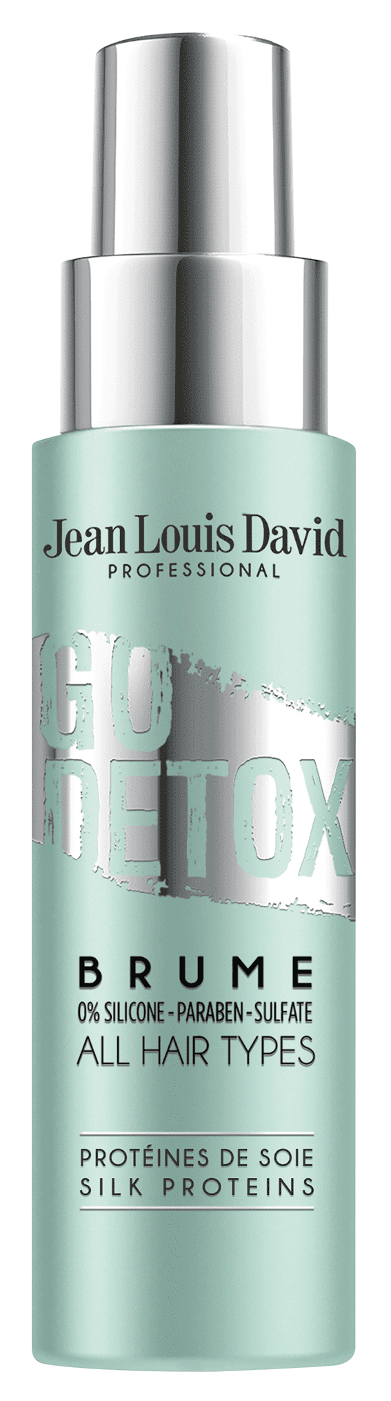 Go Detox Brume Senza Risciacquo, Jean Louis David