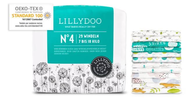 Pannolini ipoallergenici, Lillydoo