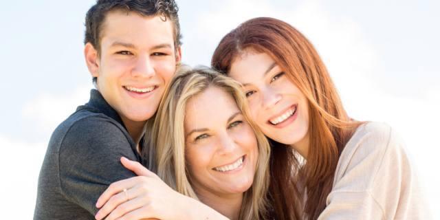 Pubertà: l'età dello sviluppo dipende dalla mamma