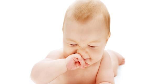 Quanto durano i primi raffreddori nei bambini? Dipende dai batteri nel naso