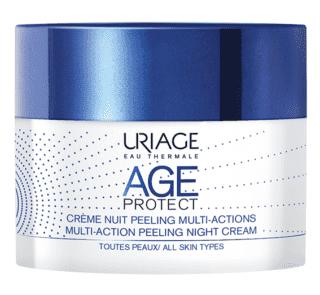 Age Protect Crema Notte Peeling Multi-azione, Uriage