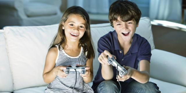 Dislessia nei bambini: un aiuto dai videogiochi d'azione
