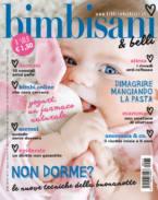 In edicola dal 9 febbraio il nuovo numero di Bimbisani & belli di Marzo