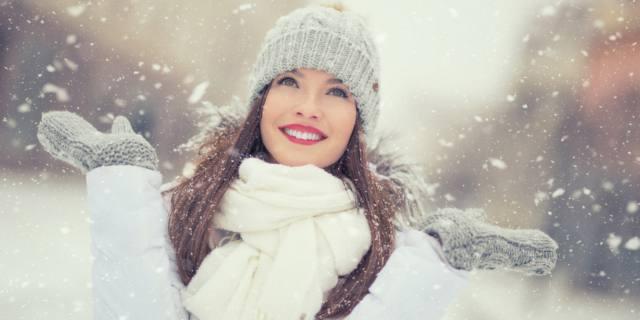 Temperature sotto zero: più attenzioni per la pelle