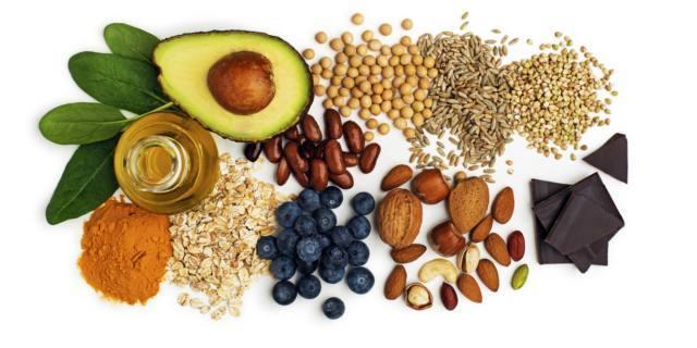 Acidi grassi monoinsaturi di origine vegetale fanno bene al cuore