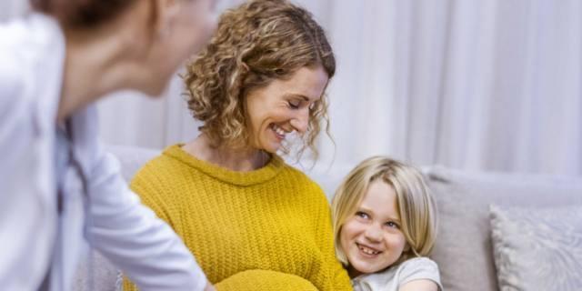 Ambulatorio anti-allergie per donne in gravidanza e neonati