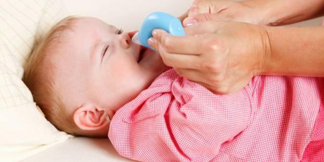 Bronchiolite: come proteggere il bebè