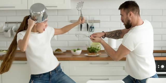 Vita di coppia: litigare allunga la vita se…