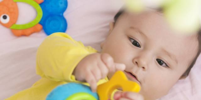 Neonati a tre mesi comprendono le relazioni astratte