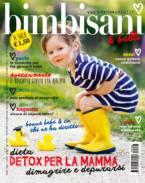 In edicola dal 9 marzo il nuovo numero di Bimbisani & belli di Aprile