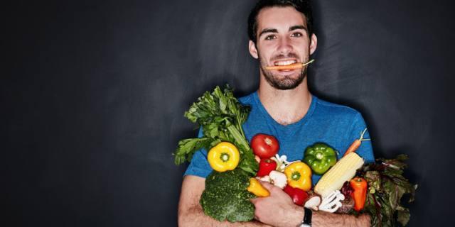 Alimentazione: cresce la dieta vegana, in calo quella vegetariana