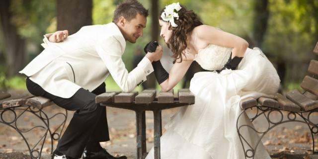 Il matrimonio regala forza e salute? Pare proprio di sì