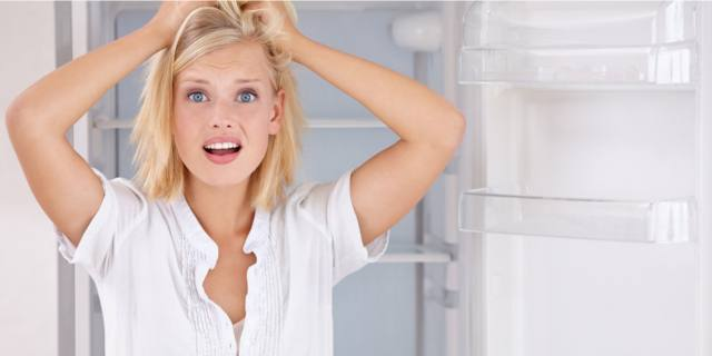 Stress e cattivo umore? Forse è colpa della fame