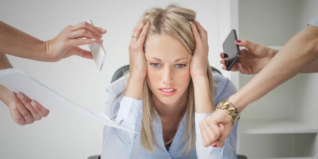 Lo stress lavorativo fa ingrassare!