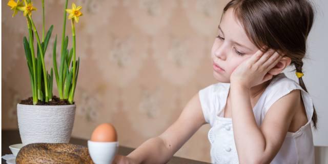 Disturbi alimentari: colpiti sempre più bambini