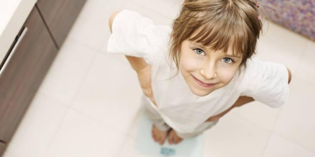 Il rischio obesità nei bambini si misura già a 10 anni
