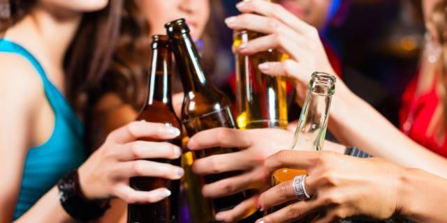 Binge drinking: reni a rischio