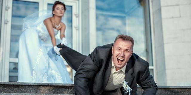Italiani in fuga dal matrimonio