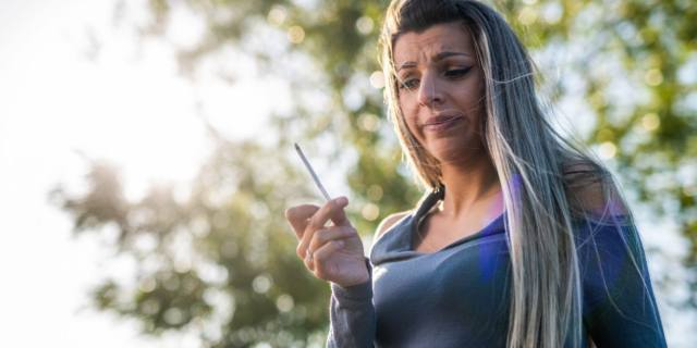 Fumo in gravidanza: anche una sola sigaretta può causare la Sids