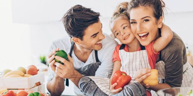 Frutta e verdura: più ne mangi, più sei felice