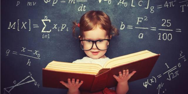 Ansia per la matematica è reale e inizia già a sei anni