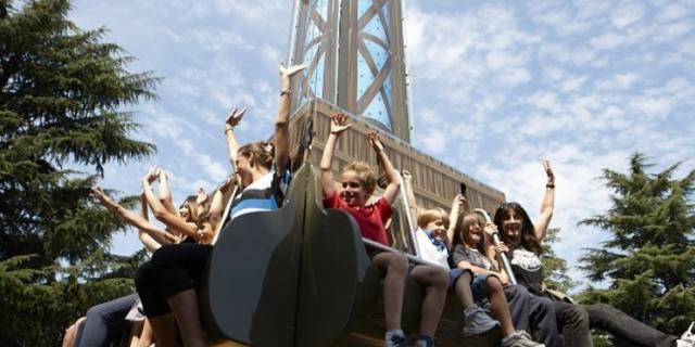 Vacanze di Pasqua e ponti nei parchi di divertimento