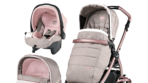 Book Elite Modular Mon Amour, Peg Perego