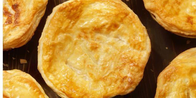 Tortini con mozzarella e mela