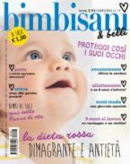 In edicola dal 14 maggio il nuovo numero di Bimbisani & belli di Giugno