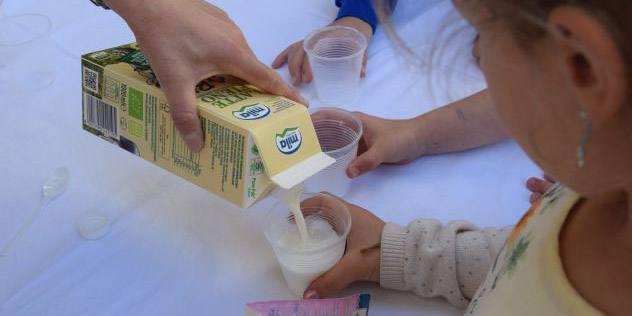 """""""Latte nelle scuole"""": Mila vince in Trentino e non solo"""