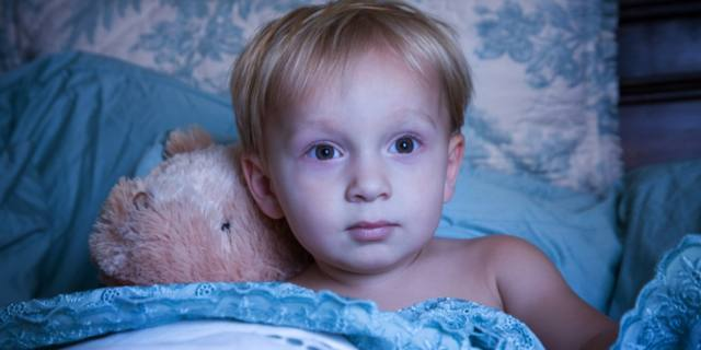 Disturbi del sonno dei bambini: di chi è la colpa?