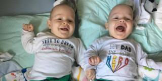Christian e Gabriel sono i bimbi del giorno