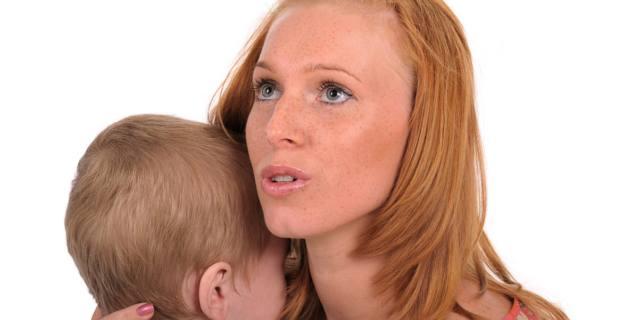 L'ansia della mamma si trasmette ai figli?