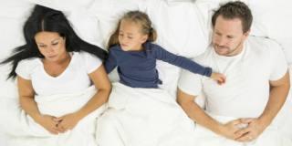 L'insonnia si eredita da mamma e papà