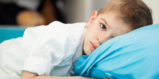 Enuresi notturna a 6 anni per un bambino su 5