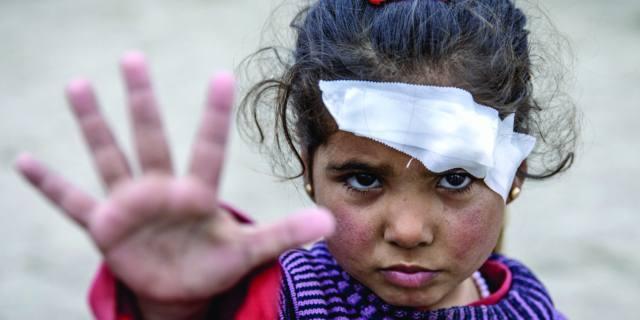 Stop alla guerra sui bambini