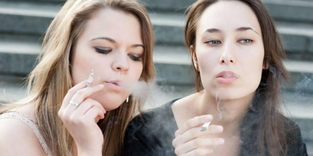 Fumo e giovani: in crescita i prodotti a tabacco riscaldato