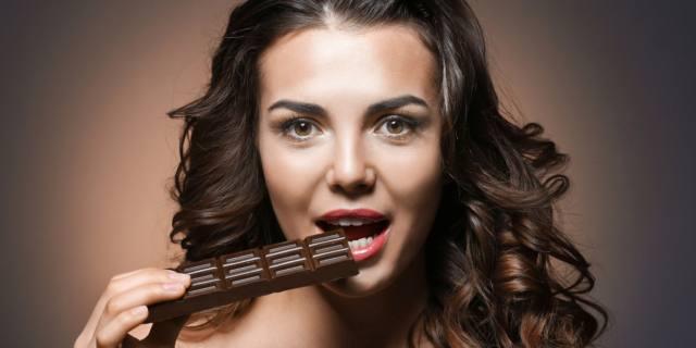 Cioccolato fondente: elisir di giovinezza