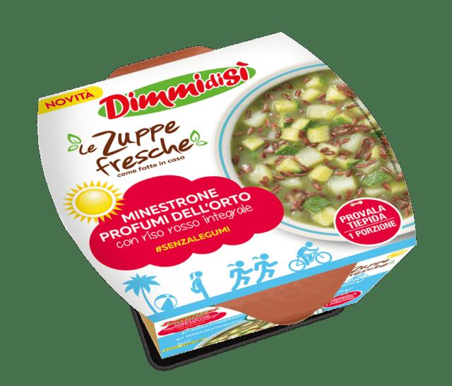 Nuove Zuppe Fresche estive, DimmidiSì