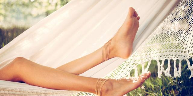 Gambe pesanti, così ritrovano leggerezza