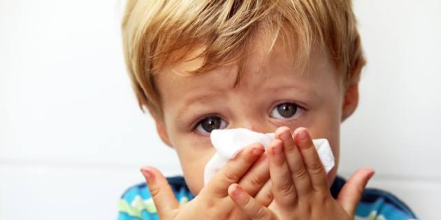 Allergie: un bambino su due è a rischio