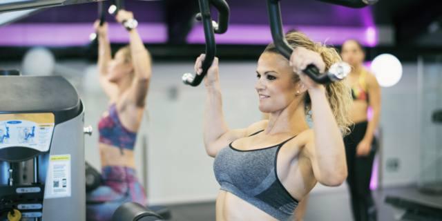 Seno abbondante? Le donne fanno meno sport