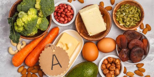 Vitamina A: pelle più a rischio infezioni quando manca