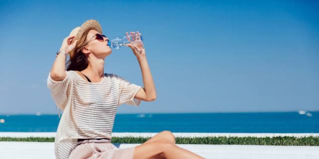 Una buona idratazione fa bene alla salute e alla linea