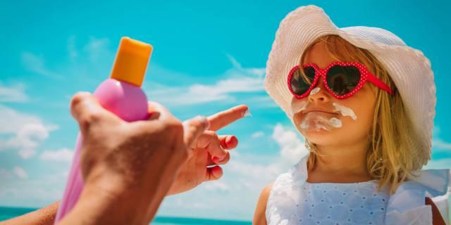 Sole per i bambini: come esporli per non correre rischi