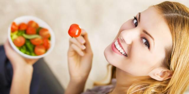 Meno depressione con frutta e verdura!