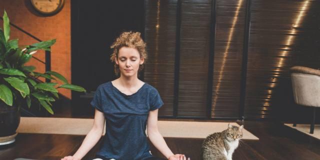15 minuti di meditazione sono come un giorno di vacanza